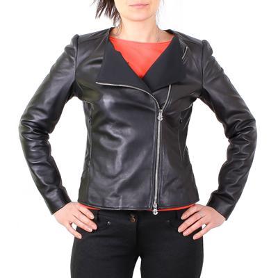 Куртка кожаная Baldinini L0271 оптом