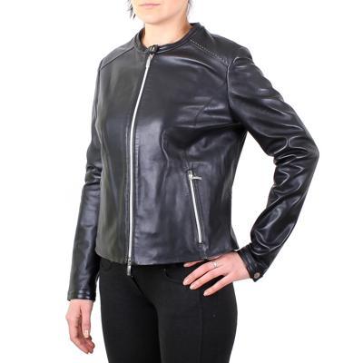 Куртка кожаная Baldinini L0273 оптом