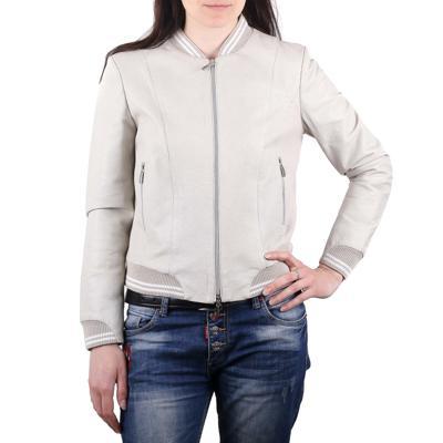 Куртка кожаная Baldinini L0274 оптом