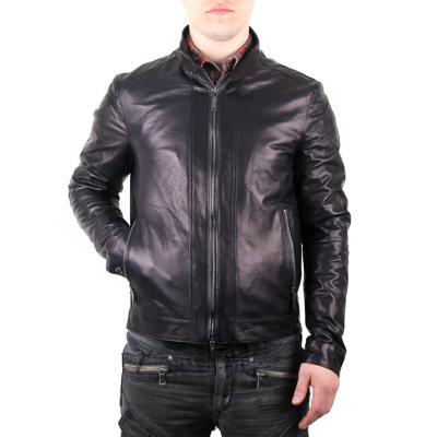Куртка кожаная Baldinini L0286 оптом