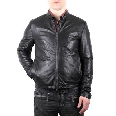 Куртка кожаная Baldinini L0289 оптом