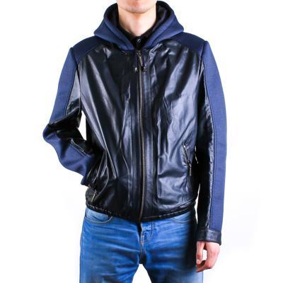 Куртка кожаная Baldinini N0659 оптом