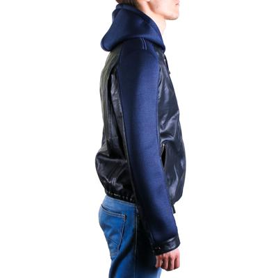 Куртка кожаная Baldinini N0659