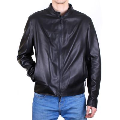 Куртка кожаная Baldinini N0661 оптом