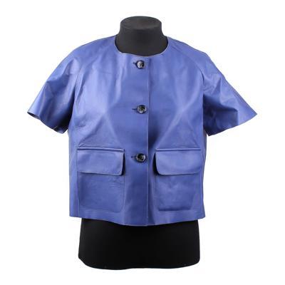 Куртка кожаная Fabi N1081 оптом