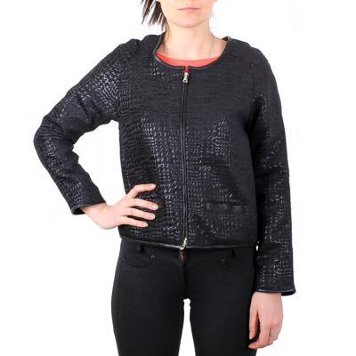 Куртка кожаная Loriblu I0560
