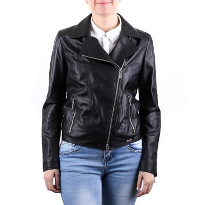 Куртка кожаная Baldinini S1125 оптом