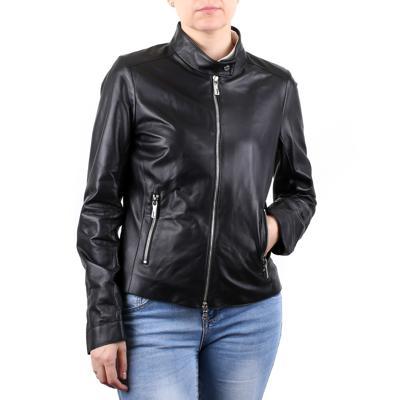 Куртка кожаная Baldinini S1126 оптом