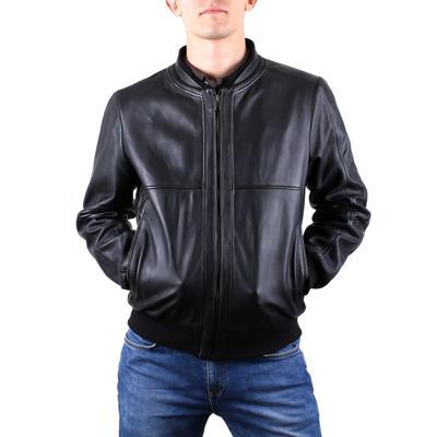 Куртка кожаная Gallotti S9384 оптом