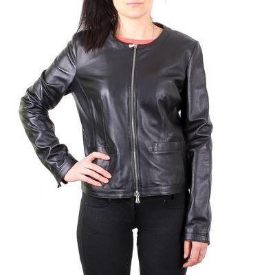 Куртка кожаная Ballin I1288 оптом