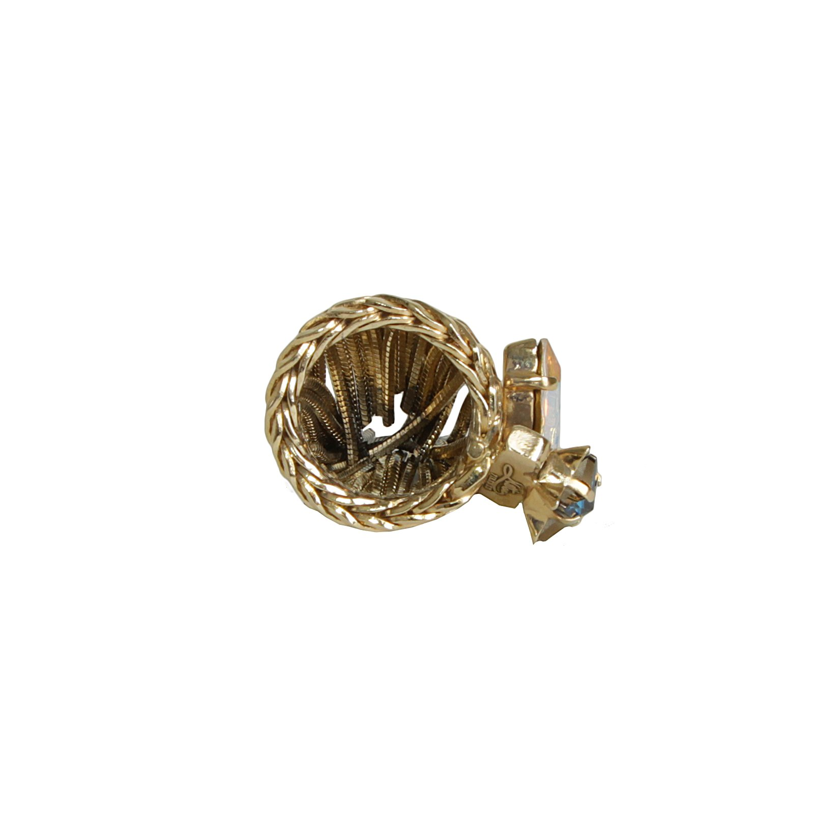 Кольцо Milton I1698