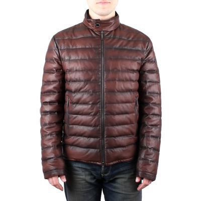 Куртка кожаная Baldinini T0420 оптом