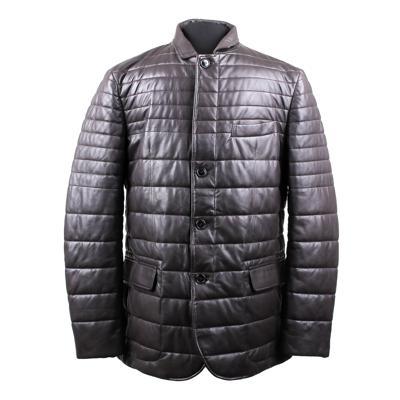 Куртка кожаная Gallotti T0431 оптом