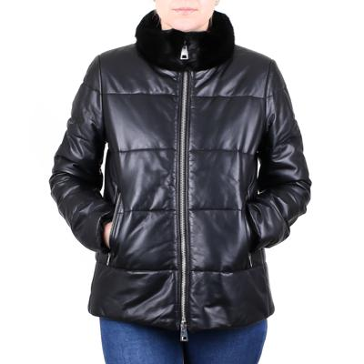 Куртка кожаная Gallotti T0453 оптом