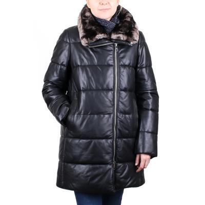 Куртка кожаная Gallotti T0454 оптом