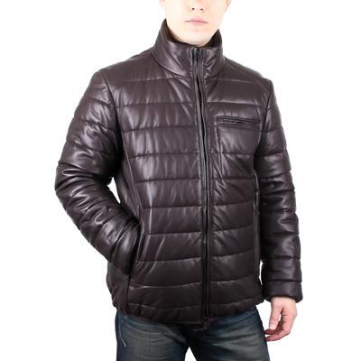 Куртка кожаная Gallotti T0432 оптом