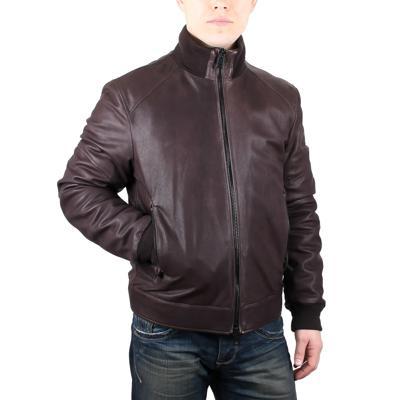 Куртка кожаная Gallotti T0433 оптом