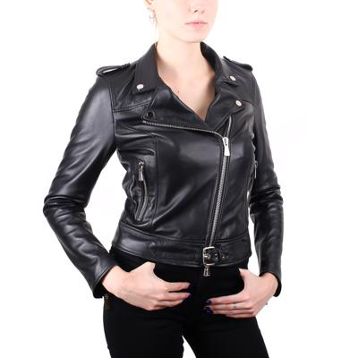 Куртка кожаная Ballin V0826