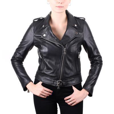 Куртка кожаная Ballin V0827 оптом