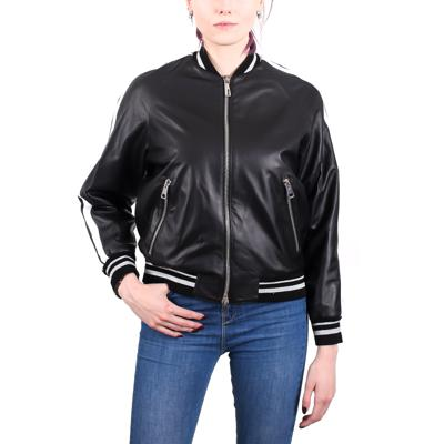 Куртка кожаная Baldinini Z1035