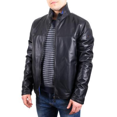 Куртка кожаная Baldinini Z1037 оптом