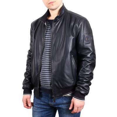 Куртка кожаная Baldinini Z1038 оптом