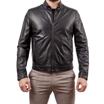 Куртка кожаная Baldinini Z1039 оптом