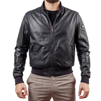 Куртка кожаная Baldinini Z1040 оптом
