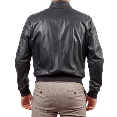 Куртка кожаная Baldinini Z1040